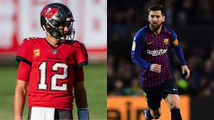 Signing Tom Brady And Lionel Messi In ...
