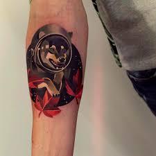 как выглядят самые популярные направления современных татуировок