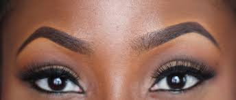 finally learn how to draw eyebrows with 5 top nigerian beauty vloggers