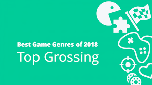 Game Dev Tycoon Chart The Top Grossing Mobile Game Genres Of 2018