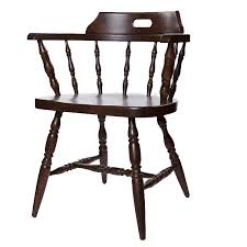chairs armchairs old dominion wood s captains chairs