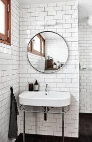 Bathroom : Awesome Cabinet Modern Tile Small Bathroom Black ...