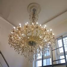 crystal modern chandelier home lighting large crystal chandelier champagne glass lamp large chandelier light modern chandelier