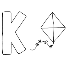 Small Picture Top 10 Letter K Coloring Pages Your Toddler Will Love To Learn Color