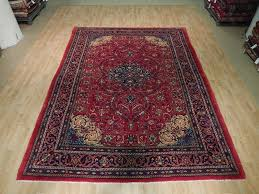 8 by 11 area rugs great red navy blue persian hand knotted 8 x 11 area