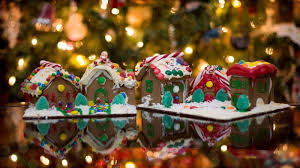 christmas tumblr photography background. Image For Christmas Lights Photography Tumblr Background Wallpaper With