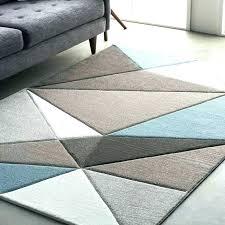 geometric area rugs 8x10 teal and brown area rugs gray and teal rug street modern geometric