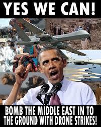 Image result for obama drones