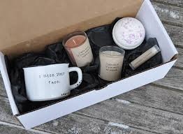 long distance boyfriend gift set