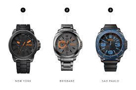 boss orange watches collection steve booker men s fashion steve booker hugo boss 1