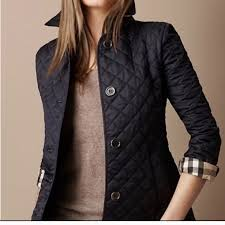 Women's Burberry Copford Jacket on Poshmark & XS Burberry Brit quilted jacket Adamdwight.com
