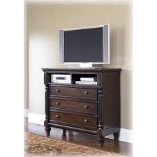 B668 39 Ashley Furniture Key Town Bedroom Media Chest