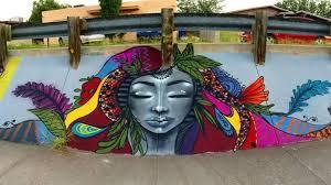 Arizona-Mexico Border Town Mural Project