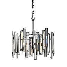 glam chandelier