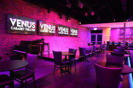 Venus Cabaret Mercury Theater Chicago