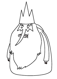 Small Picture Printable Adventure Time Coloring Pages Coloring Me