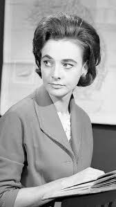 Jacqueline Hill played history teacher Barbara Wright. - p01h3sgm