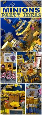 Minions Party Top 25 Best Minion Birthday Parties Ideas On Pinterest Minions