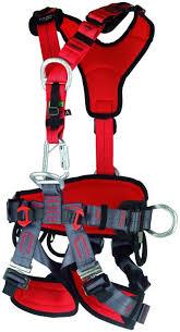 <b>Привязь</b> страховочная <b>CAMP</b> Safety GT ANSI - купить в интернет ...