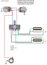 hermetico guitar wiring diagram custom carvin mods 02 and 03 5 hermetico guitar wiring diagram custom carvin mods 02 and 03 5 way switch