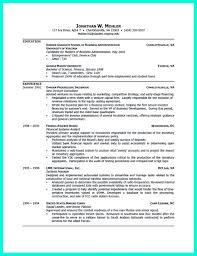 College Resumes For High School Seniors Template Resume Templates