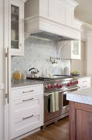 What Color Backsplash With White Cabinets Magnificent 48 Exciting Kitchen Backsplash Trends To Inspire You Home