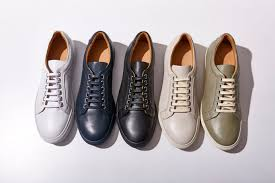 Local Shoe Designers Theory Collaborated With A Male Model On These Sleek