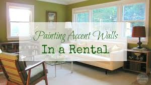 painting accent wallsReader Q Painting Accent Walls in a Rental  The Borrowed