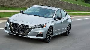 Nissan Altima New Design 2019 Nissan Altima First Drive Good Where It Counts Motor