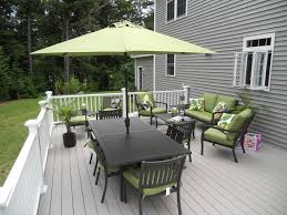 awesome grey and white deck for the home pinterest