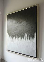 diy wall art canvas inspirational best 25 modern canvas art ideas on
