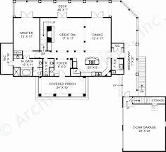 walk out basement house plans best of lake house floor plans with walkout basement bibserver