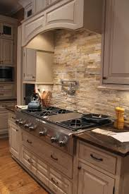Cabinet And Stone City 25 Best Ideas About Stacked Stone Backsplash On Pinterest City