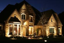 Brilliant Outdoor Lighting Home Home Exterior Lighting Colleyville Home  Lighting In Dallas Fort