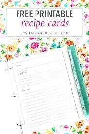 Printable Recipe Book Template Unique Recipe Template For