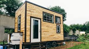 Small Picture Scaling Down One Couple Builds a Tiny House tinyhouse