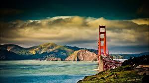 Free download Golden Gate Wallpaper 4k ...