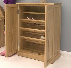 nice oak shoe storage cabinet solid oak shoe storage cupboard mobel shoe cupboards shoe