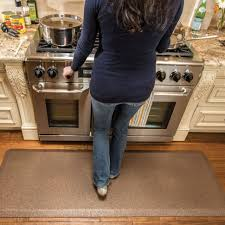 Large Kitchen Floor Mats Kitchen Room Anti Fatigue Kitchen Mat Voguish And Anti Fatigue