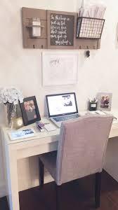 Best 25 Small Desk Space Ideas On Pinterest White Desk Mail