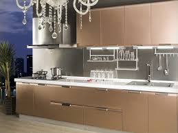 free spaces that come from the integrated kitchen cabinet storage of food water sink and cooking equipment refrigerators