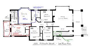 Office Floor Plan  17th U0026 Central Executive SuitesOffice Floor Plan Maker