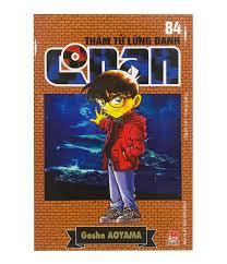 Thám Tử Lừng Danh Conan - Tập 84 (Tái Bản 2019) | nhanvan.vn – Siêu Thị  Sách & Tiện Ích Nhân Văn
