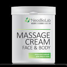 <b>Крем массажный для лица</b> и тела косметика NeosBioLab