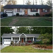 Craftsman Versus Ranch Remodel Decisions House - Exterior house renovation
