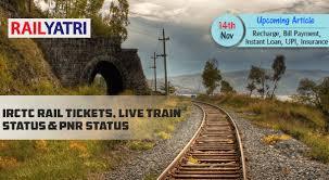Live Train Chart Irctc Rail Tickets Live Train Status Pnr Status Railyatri
