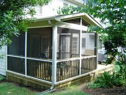 decorating ideas for screened porches