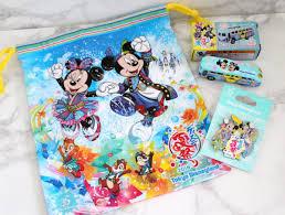 東京ディズニーランドディズニー夏祭り きんちゃくトミカ