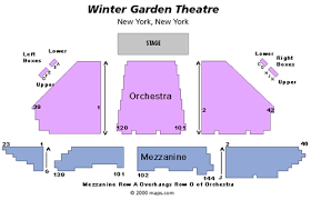 Winter Garden Theatre Seating Chart School Of Rock Mamma Mia Tickets Cadillac Winter Garden Theater Broadway