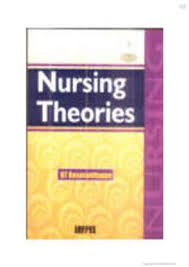 nursing theories nursing theories basavanthappa 9788180619632